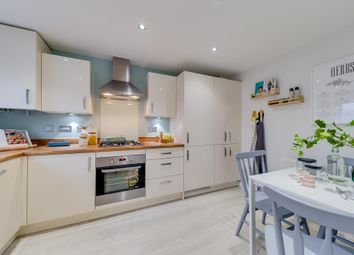"Thumbnail 3 bed end terrace house for sale in ""Hamdon"" at Great Mead, Yeovil"