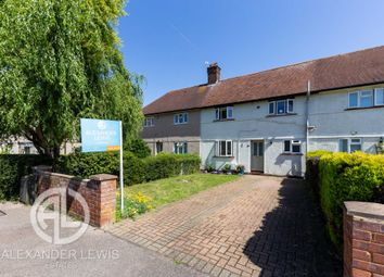 Thumbnail 3 bed terraced house for sale in Abbotts Road, Letchworth Garden City
