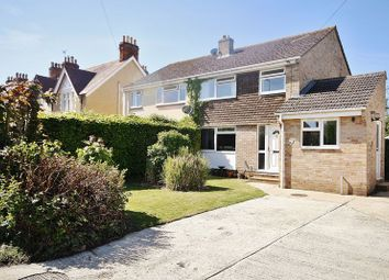 Thumbnail 3 bed semi-detached house for sale in Woodstock Road, Witney