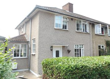 Thumbnail 3 bed semi-detached house for sale in Bournbrook Road, Kidbrooke