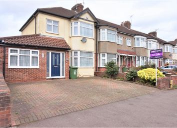 Thumbnail 4 bed end terrace house for sale in Northfield Road, Waltham Cross