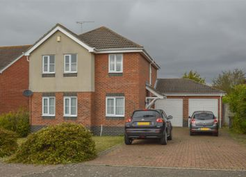 Thumbnail 4 bed detached house to rent in Notley Drive, Haverhill, Suffolk