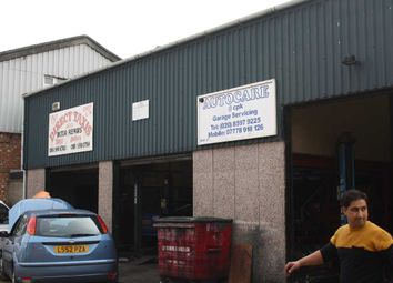 Thumbnail Parking/garage for sale in Kemp Road, Chadwell Heath Industrial, Essex