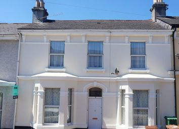 Thumbnail 4 bed terraced house for sale in Sydney Street, Plymouth