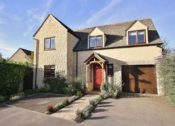 Thumbnail 4 bed detached house to rent in Idbury Close, Witney