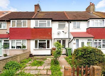 Thumbnail 3 bed terraced house to rent in Whittaker Road, North Cheam, Sutton
