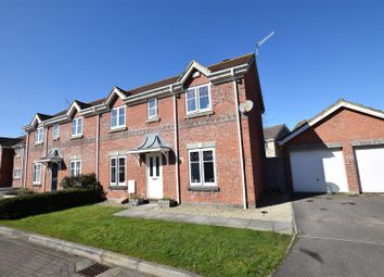 Thumbnail 3 bed semi-detached house for sale in The Bramleys, Portishead, Bristol