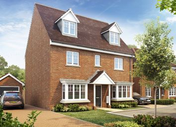 """Thumbnail 4 bedroom detached house for sale in """"The Regent"""" at Manor Lane, Maidenhead"""