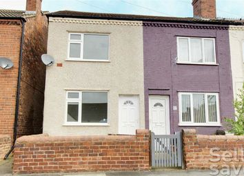 Thumbnail 2 bed end terrace house for sale in Charlesworth Street, Chesterfield, Derbyshire