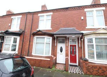 3 bed terraced house for sale in Rosebery Avenue, South Shields NE33