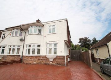 Thumbnail 4 bed semi-detached house for sale in Lingfield Crescent, London