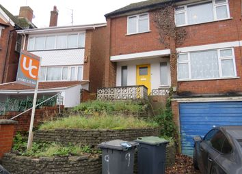 Thumbnail 3 bedroom end terrace house for sale in Ashburnham Road, Luton