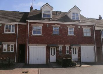 Thumbnail 3 bed terraced house to rent in Sedgemoor Court, Daventry