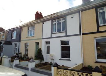 Thumbnail 2 bed terraced house for sale in Torpoint, Cornwall