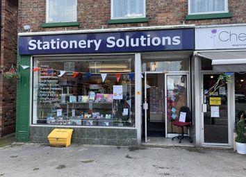 Thumbnail Retail premises for sale in Chapel Lane, Wilmslow