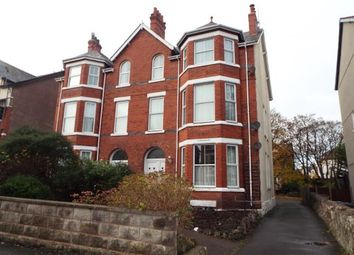 Thumbnail 3 bed flat for sale in Mostyn Road, Colwyn Bay, Conwy