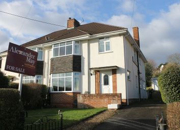 Thumbnail 4 bed semi-detached house for sale in Glebe Road, Long Ashton, Bristol