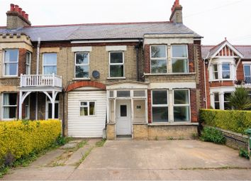 Thumbnail 5 bedroom end terrace house for sale in Newmarket Road, Cambridge