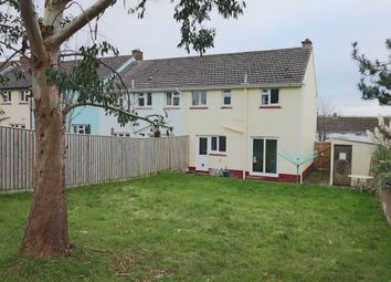 Thumbnail 3 bed end terrace house for sale in Forches Avenue, Barnstaple