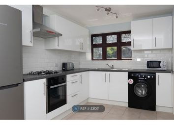 Thumbnail 3 bed terraced house to rent in Maplin Road, London