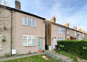 Thumbnail 3 bed end terrace house for sale in Main Road, Sutton At Hone, Dartford