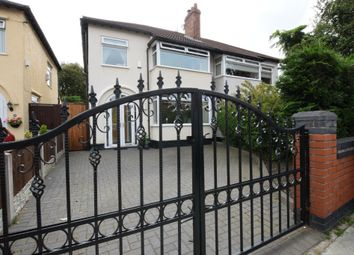 Thumbnail 3 bed semi-detached house for sale in Brownmoor Lane, Liverpool, Merseyside