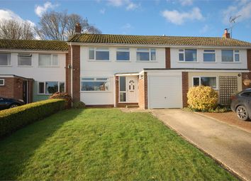 Thumbnail 3 bed terraced house for sale in Croasdaile Road, Stansted