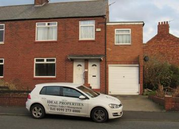 Thumbnail 3 bed flat to rent in Irthing Avenue, Walker, Newcastle Upon Tyne