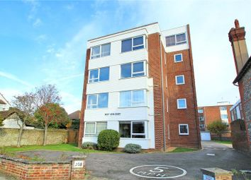Thumbnail 2 bed flat for sale in Westview Court, Heene Road, Worthing