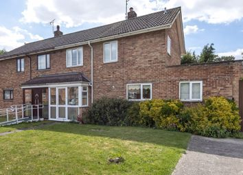 Thumbnail 3 bed semi-detached house for sale in Welford Gardens, Abingdon