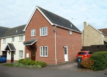 Thumbnail 3 bedroom semi-detached house to rent in Blands Farm Close, Palgrave, Diss