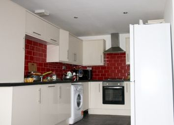 Thumbnail 5 bedroom flat to rent in Wyeverne Road, Cathays, Cardiff
