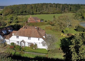 Thumbnail 5 bed equestrian property for sale in Chapel Lane, Rhodes Minnis, Canterbury