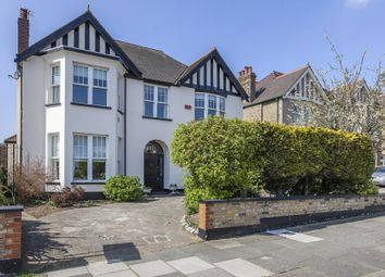 Thumbnail 5 bed detached house for sale in Glenesk Road, London