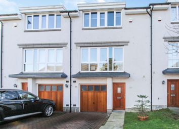 Thumbnail 4 bed terraced house for sale in Woodlands Walk, Cults, Aberdeen