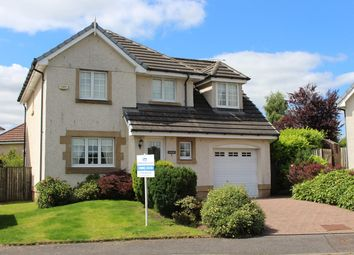 Thumbnail 4 bed detached house for sale in Hepburn Court, Dunblane