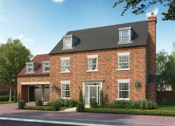 Thumbnail 6 bed detached house for sale in Plot 324, Spofforth Park, Wetherby
