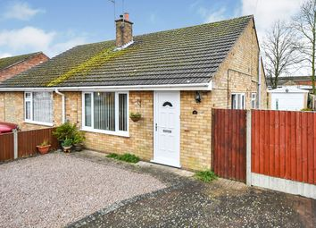 Thumbnail 2 bed bungalow for sale in Broadway, North Hykeham, Lincoln, Lincolnshire