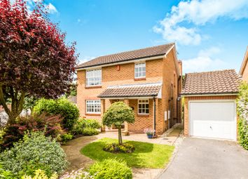 Thumbnail 3 bed detached house for sale in Park Road, Bawtry, Doncaster