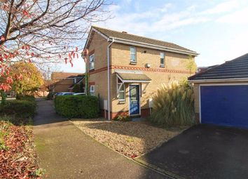 Thumbnail Detached house for sale in Leary Crescent, Newport Pagnell, Milton Keynes