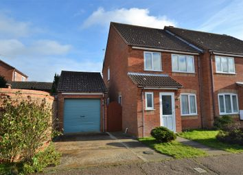 Thumbnail 3 bedroom semi-detached house for sale in Valley Way, Fakenham