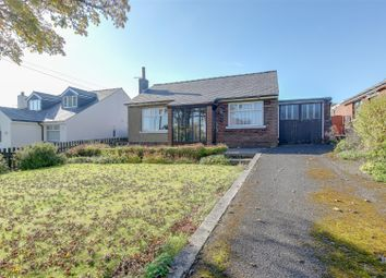 Thumbnail 2 bed detached bungalow for sale in Burnley Road, Weir, Bacup, Rossendale
