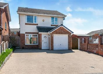 Thumbnail 3 bed detached house for sale in Allerton Close, Westhoughton, Bolton, Greater Manchester