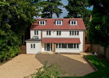 Thumbnail 5 bedroom detached house to rent in Northfield Place, Weybridge