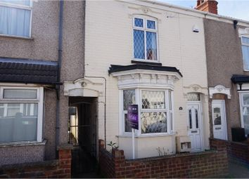 Thumbnail 3 bed terraced house for sale in Rowston Street, Cleethorpes