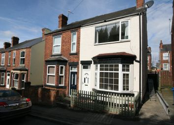 Thumbnail 2 bed semi-detached house for sale in Hardwick Avenue, New Whittington, Chesterfield