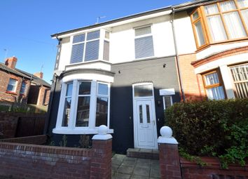 Thumbnail 4 bed semi-detached house to rent in Ash Villas, Ashville Road, Wallasey