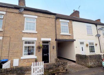 Thumbnail 3 bed terraced house for sale in Pleasley Road, Skegby, Sutton-In-Ashfield