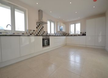 Thumbnail 4 bedroom detached house to rent in Betsham Road, Southfleet, Gravesend