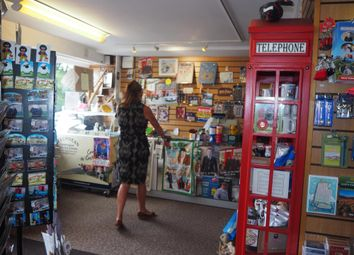 Thumbnail Retail premises for sale in Gifts & Cards YO22, Goathland, North Yorkshire